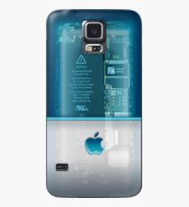 Imac - Blue Case/Skin for Samsung Galaxy