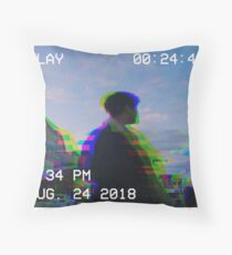 Looking at a New Perspective Throw Pillow