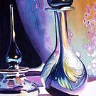 """Uncommon Friends"" Watercolor by Paul Jackson"