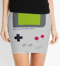 Game Boy Mini Skirt