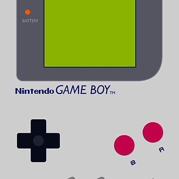 Game Boy by TroyBolton17