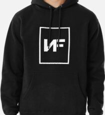 NF WHITE Pullover Hoodie
