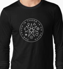 The Truth Is Long Sleeve T-Shirt