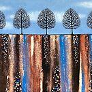 Trees Of Winter by Lisafrancesjudd