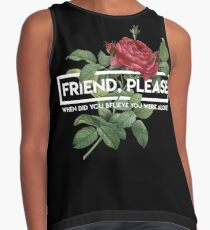 6ed5a455d10f9 Twenty One Pilots Friend Please 3 Contrast Tank