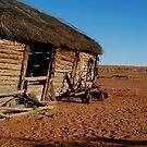 Old Andado Station, Simpson Desert by Joe Mortelliti