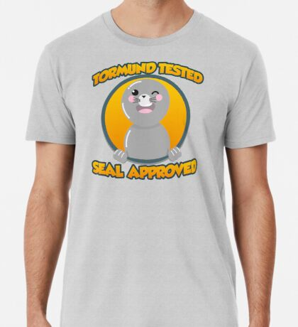 Seal of Approval Premium T-Shirt