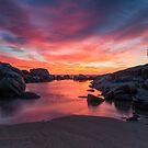 Morning Glow by Warren  Patten