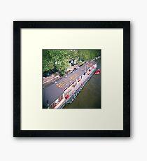 Holga 120n Framed Print