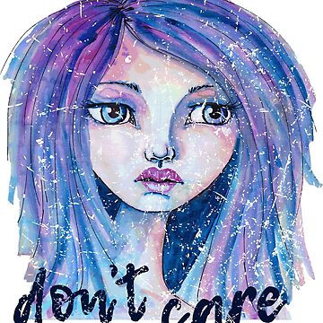 Don't Care by LittleMissTyne