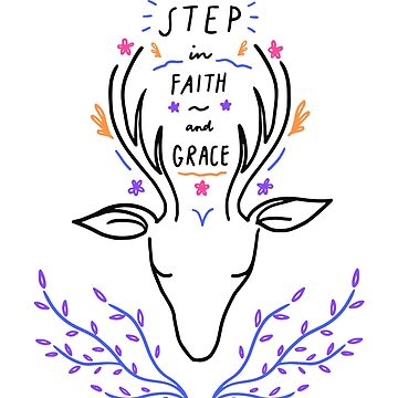 Step in Faith and Grace by JuliaStringer