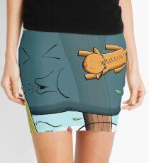 Possum - Blown Away in Love Mini Skirt