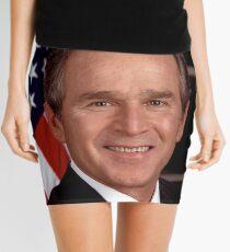 George W. Bush 43rd President of the United States. Mini Skirt