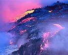 Kilauea Volcano Lava Flow. 4 by Alex Preiss
