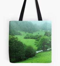 The perfect valley  Tote Bag