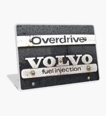 overdrive volvo fuel injection logo Laptop Skin