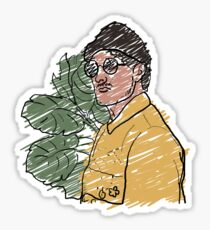 halfnoise Sticker