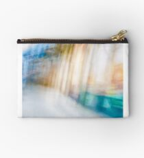 Ghostly colorful Architectures Studio Pouch