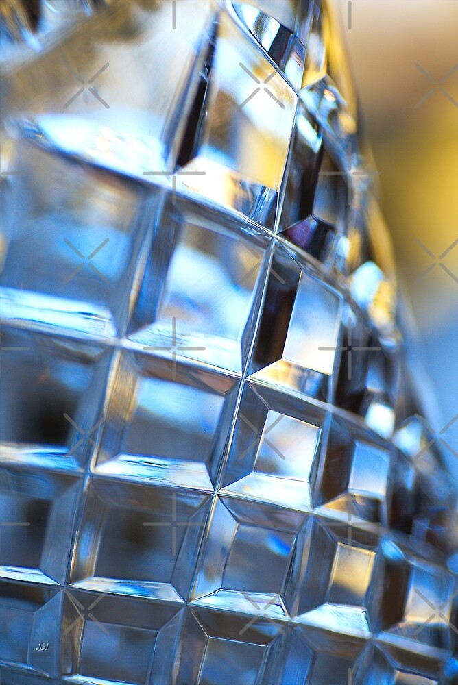 Crystal Vase   by Joy Watson