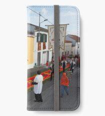 Catholic procession iPhone Wallet/Case/Skin