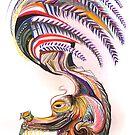 Dragon 2 by Philip Mitchell Graham