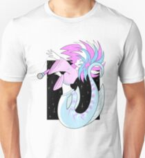 Glam Rock Mermaid Unisex T-Shirt