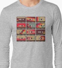 Mixed Tapes Long Sleeve T-Shirt