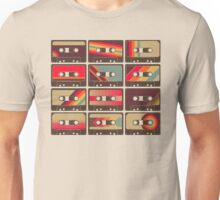 Mixed Tapes Unisex T-Shirt