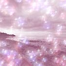Pink Bubble Beach by VMDolphin