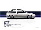 Colt Aero GT by kanseigazou