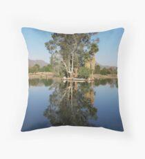 Rookery Island Throw Pillow