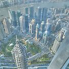 Shanghai Tower .. The View From The Highest by Michael Matthews