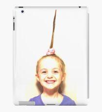Unicorn Hairstyle iPad Case/Skin