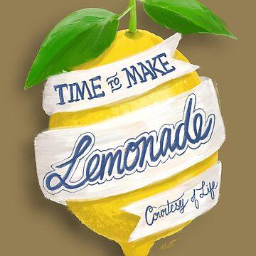 Time to Make Lemonade by Malupali