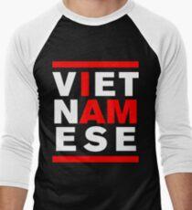 I AM VIETNAMESE Men's Baseball ¾ T-Shirt