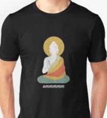 buddha buddhism meditation peace dharma  zen Unisex T-Shirt