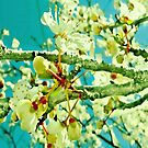 Spring Blossoms Vintage by by-jwp