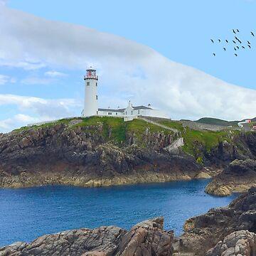 Fanad Head Lighthouse  by stuartk