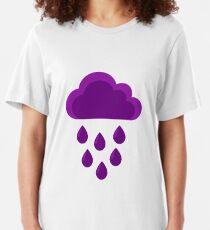 Purple Rain Slim Fit T-Shirt