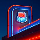 USA. New Mexico. Albuquerque. Route 66 Diner. by Alan Copson