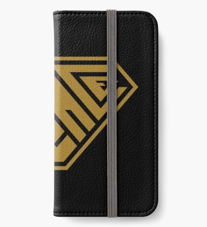 Peace SuperEmpowered (Gold) iPhone Wallet