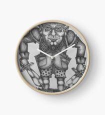 Halfling Thief Clock
