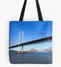Spanning the Forth Tote Bag