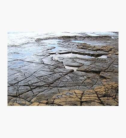 Kimmeridge 1 Photographic Print