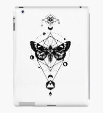 Moth kingdom iPad Case/Skin