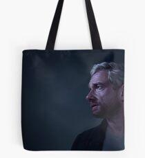 Martin Freeman in Cargo Tote Bag
