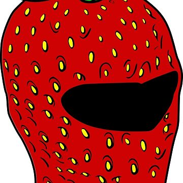 Mr. Strawberry by sick-boy