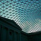 British Museum Great Court 2 by Robert Steadman
