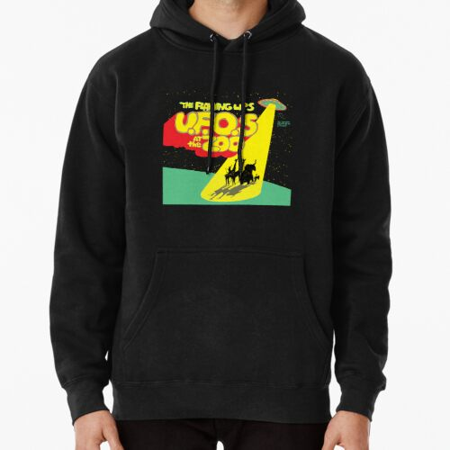 UFO's at the Zoo Hoodie (Pullover)
