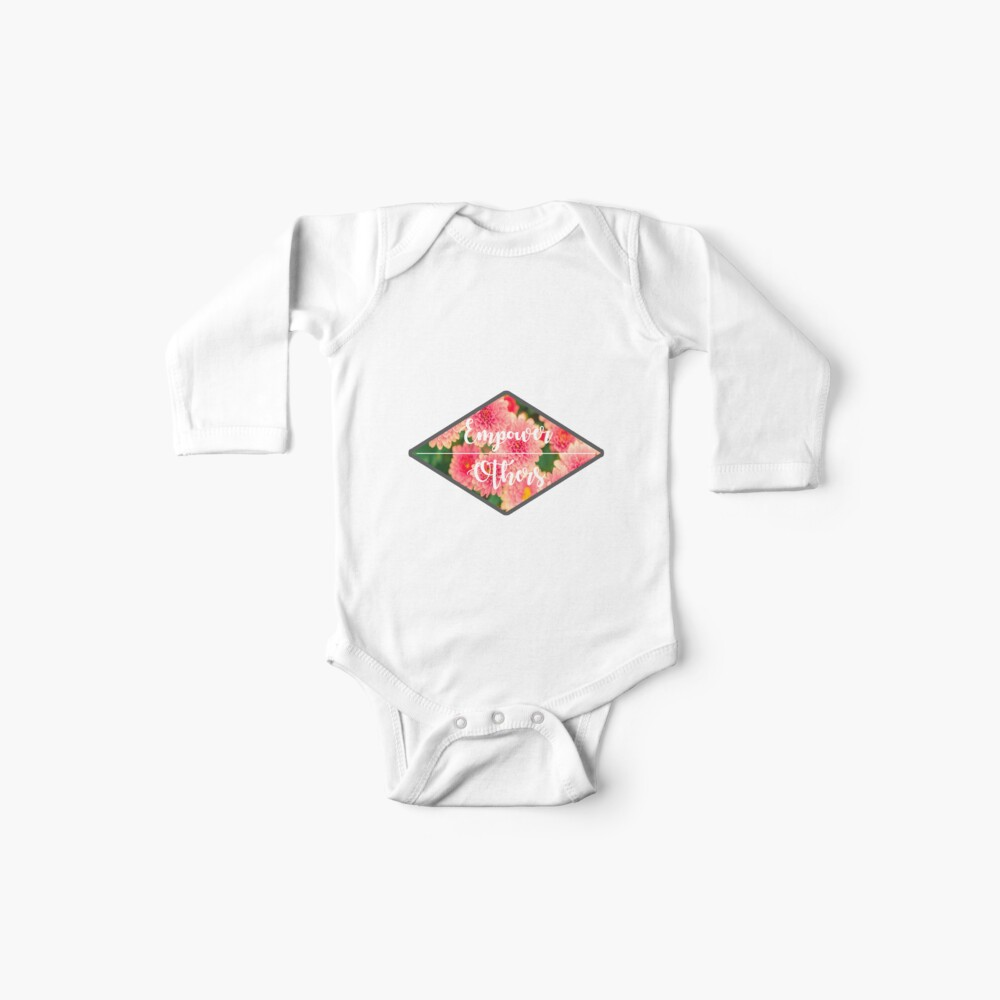 Empower Others Baby One-Piece